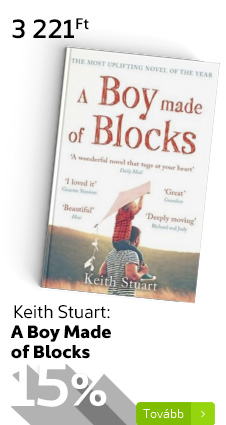 Keith Stuart: A Boy Made of Blocks