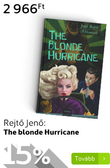 Rejtő Jenő: The blonde Hurricane
