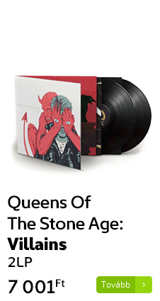Queens Of The Stone Age: Villains