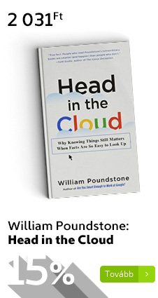 William Poundstone: Head in the Cloud
