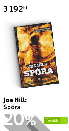 Joe Hill: Spóra