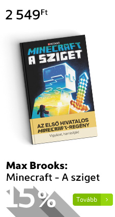 Max Brooks: Minecraft - A sziget