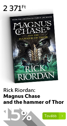 Rick Riordan: Magnus Chase and the hammer of Thor 20171024