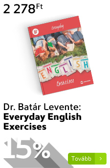 Dr. Batár Levente: Everyday english