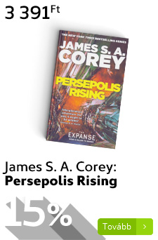 James S. A. Corey: Persepolis Rising