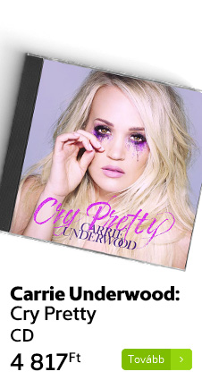 Carrie Underwood: Cry Pretty