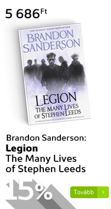 Brandon Sanderson: Legion: The Many Lives of Stephen Leeds