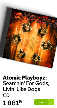 Atomic Playboyz: Searchin