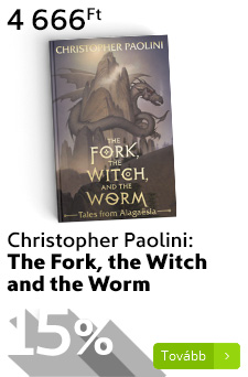 Christopher Paolini The fork the witch and the worm