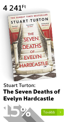 Stuart Turton: The Seven Deaths of Evelyn Hardcastle