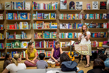 Gyerekprogramok a Móriczban