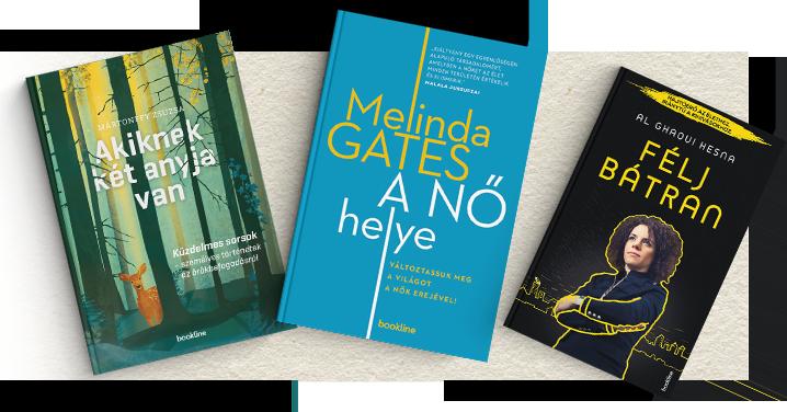 Bookline könyvek