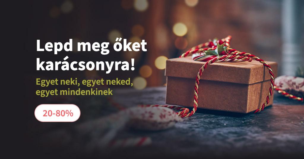 Lepd meg őket karácsonyra!