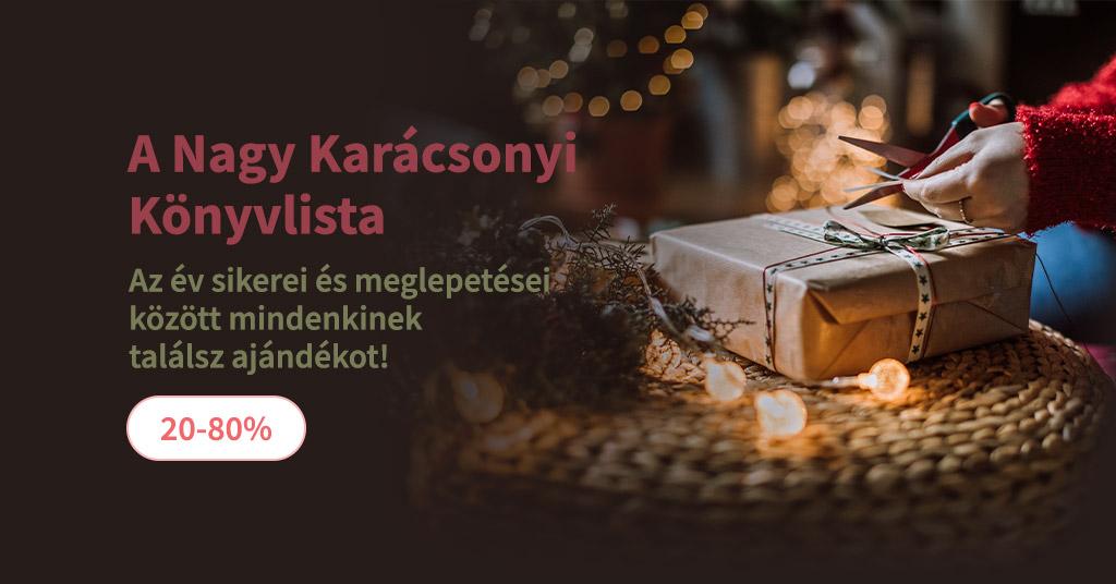 A Nagy Karácsonyi Könyvlista