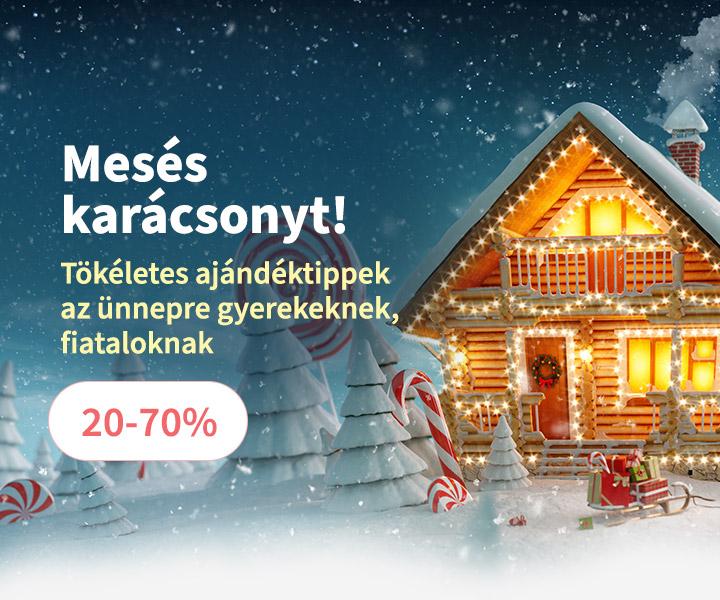 Mesés Karácsonyt! 20-80%