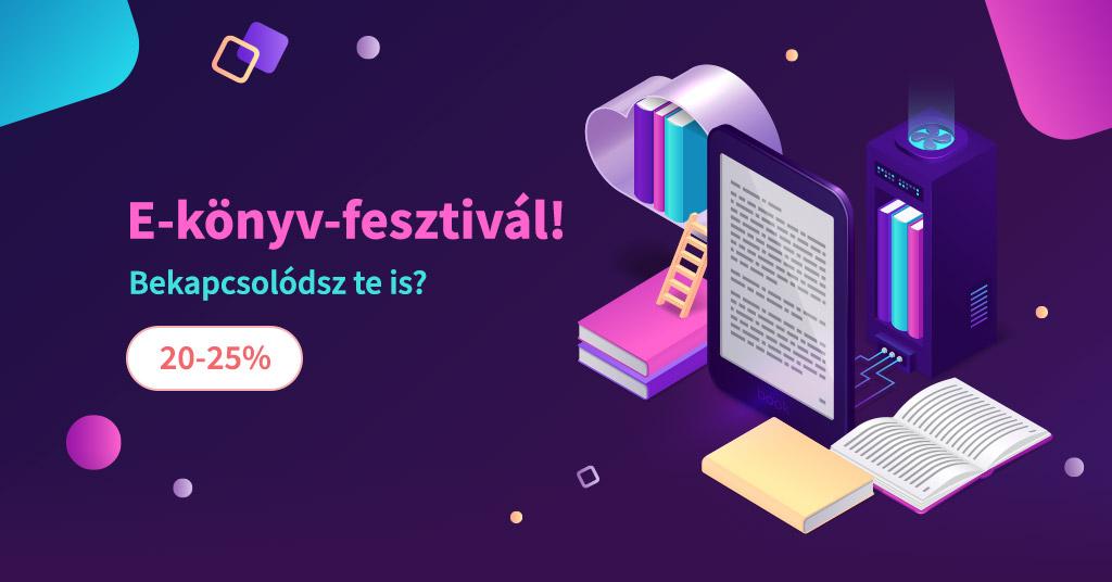 E-könyv-fesztivál!