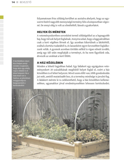 Bartholomew, Mel: Kertészkedés 1 négyzetméteren - Több termény kis helyen - Aratás igény szerint ...