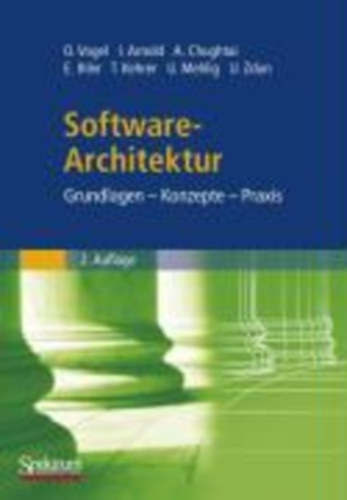 Vogel oliver arnold ingo chughtai arif ihler for Software architektur