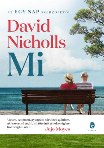 David Nicholls: Mi
