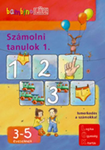 Könyv: Már tízig számolok! - Játékos ismerkedés a számok világával (Török Ágnes (Szerk.))