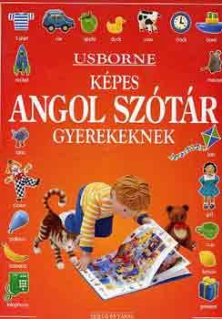 Képes angol szótár gyerekeknek (Usborne) | bookline