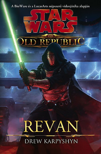 Drew karpyshyn star wars the old republic revan bookline for Classic house zene