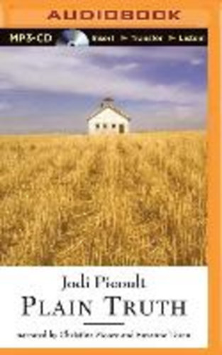 plain truth jodi picoult Plain truth (jodi picoult) at booksamillioncom from the bestselling author of my sister's keeper comes the riveting story of a murder that shatters the picturesque.