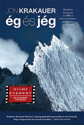 Jon Krakauer: Ég és jég