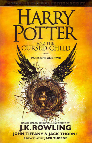 J. K. Rowling: Harry Potter and the Cursed Child - Parts ...