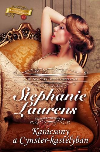 Stephanie Laurens: Karácsony a Cynster-kastélyban (Cynster-történetek 1.)