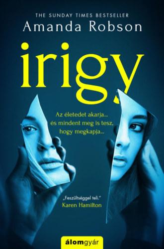 Amanda Robson: Irigy