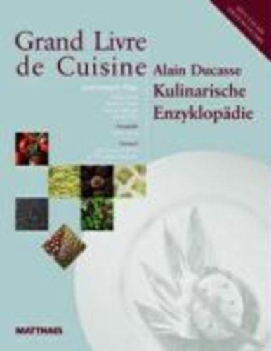 Ducasse alain grand livre de cuisine bookline for Grand livre de cuisine