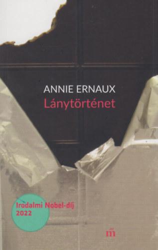Annie Ernaux: Lánytörténet
