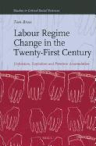 global capitalism in the twenty first John smith's imperialism in the twenty-first century connects the  in global  capitalism since lenin's time: namely, global labor arbitrage and.