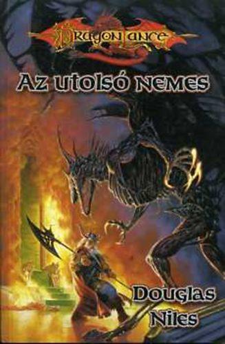 Douglas Niles Dragonlance Az Utols 243 Nemes K 225 Oszh 225 Bor 250 border=