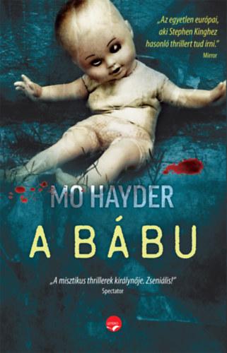Mo Hayder: A bábu - Öleld magadhoz a rettegést!