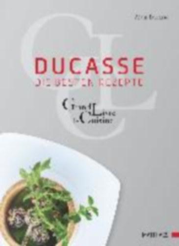 Ducasse alain ducasse die besten rezepte grand livre for Livre cuisine ducasse