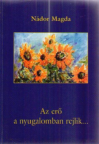 Nádor Magda - Könyvei / Bookline - 1. oldal