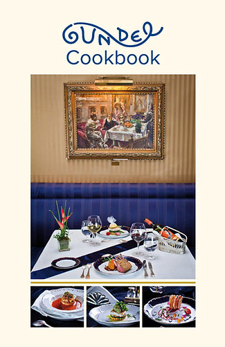 Gundel cookbook classic recipes and modern day dishes for Classic house zene