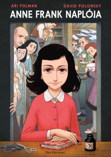 Ari Folman: Anne Frank naplója