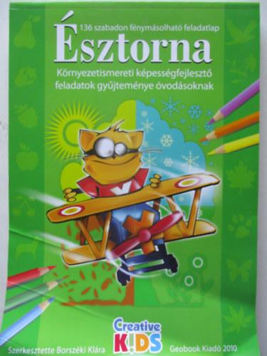 Könyv: Borszéki Klára - Kéztorna