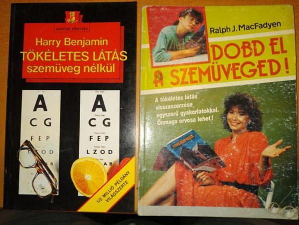 Harry Benjamin: Tökéletes Látás Szemüveg Nélkül   PDF