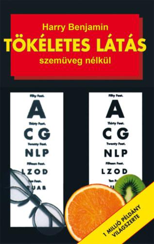 Orvosi könyv szemvizsgálatra