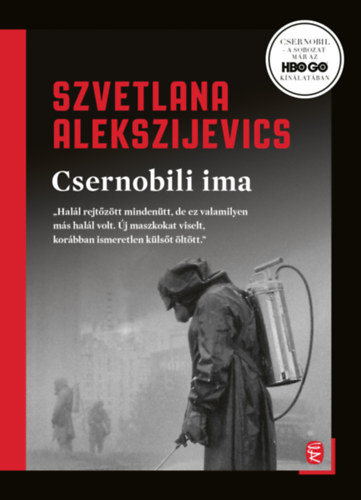 Szvetlana Alekszijevics: Csernobili ima