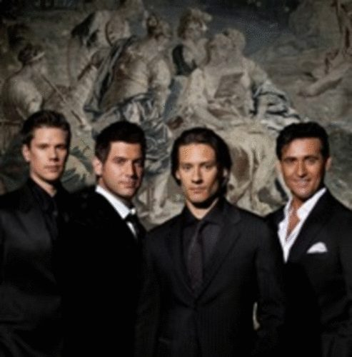 Il divo an evening with il divo live in barcelona cd - An evening with il divo ...