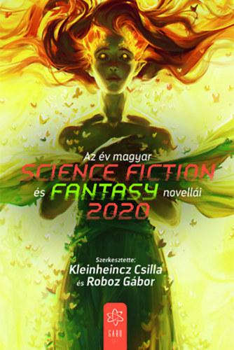 Kleinheincz Csilla, Roboz Gábor: Az év magyar science fiction és fantasy novellái 2020