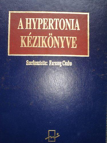 hipertónia tankönyv)