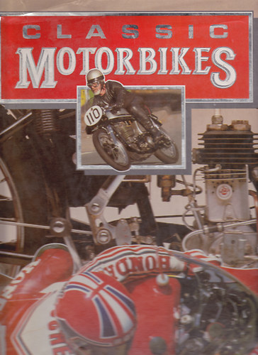 Roger h hicks classic motorbikes bookline for Classic house zene