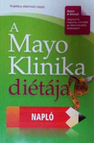 A MAYO KLINIKA DIÉTÁJA - Könyv + Napló