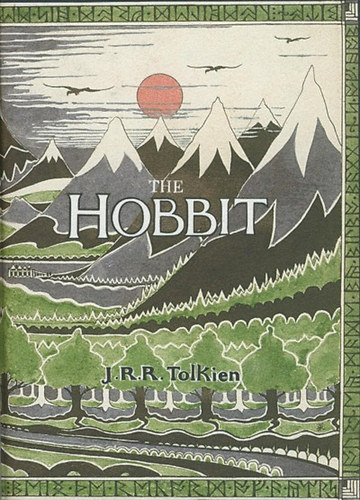 Bilbos motivation of desire in the novel the hobbit by j r r tolkien